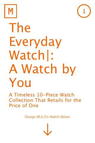A Watch By You