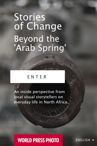 Stories of Change; Beyond the 'Arab Spring'
