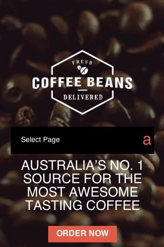 Coffee Beans Delivered