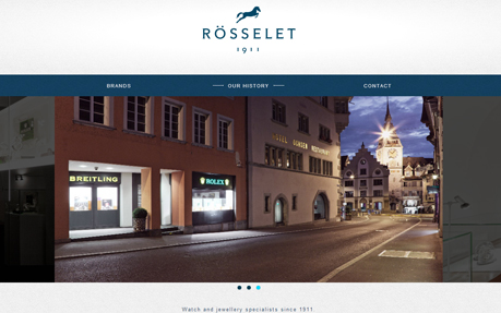 Rösselet Watch and Jewellery Specialist