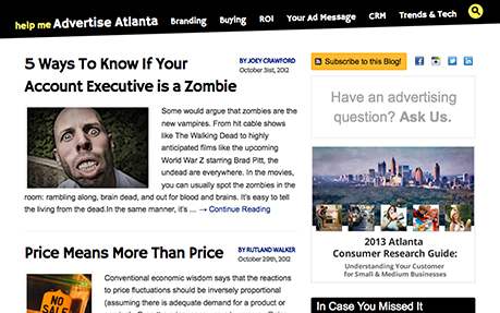 Help Me Advertise Atlanta