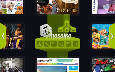 Mosaiko Internet Display