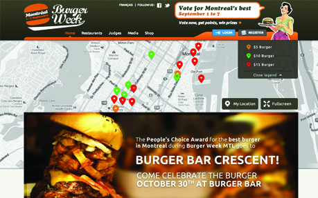 Burger Week Montreal