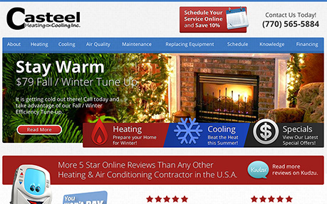 Casteel Heating and Cooling
