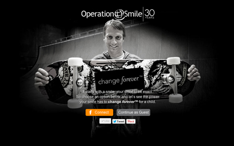 Operation Smile Change Forever