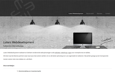 Luters Webdevelopment