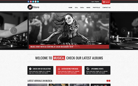 Musica - a creative Music Shop