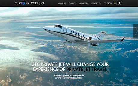 CTC Private Jet