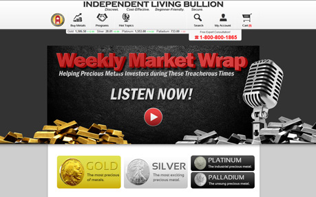 Independent Living Bullion 2013