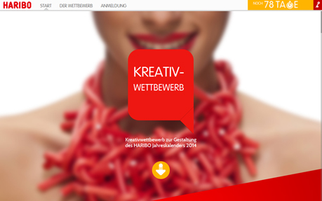 HARIBO creativity contest