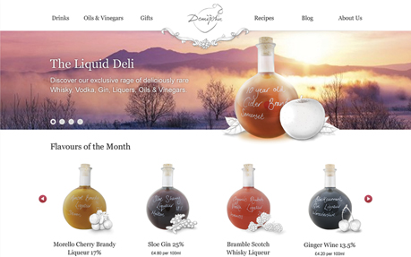 Demijohn - The Liquid Deli