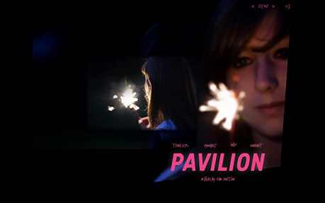 Pavilion Film Website