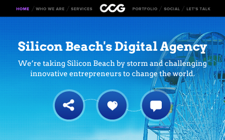 CCG - A Digital Creative Agency
