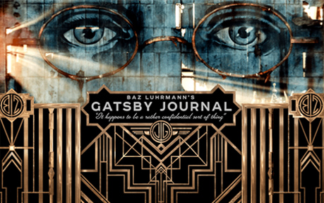 Baz Luhrmann's Gatsby Journal