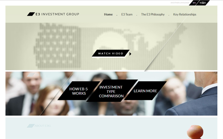 E3 INVESTMENT GROUP