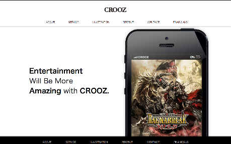 CROOZ, INC.