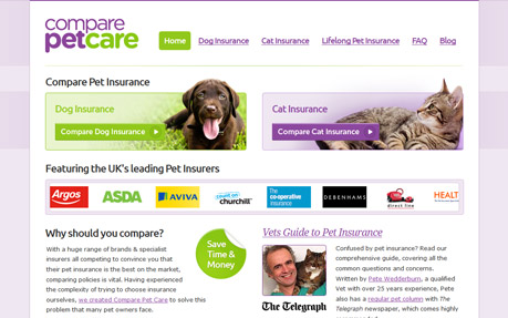 ComparePetCare.co.uk