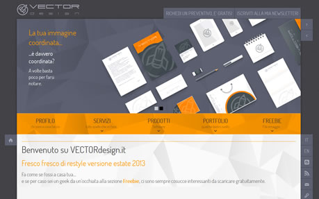 VECTORdesign | siti web brescia