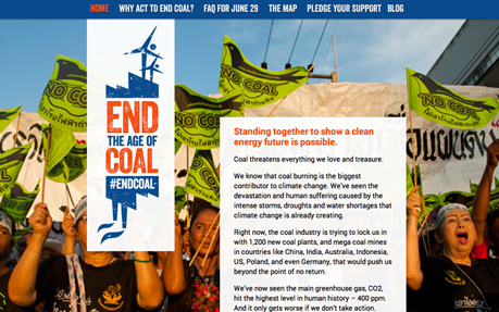 End the Age of Coal
