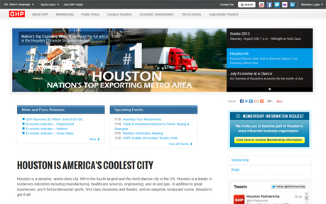 Greater Houston Partnership (GHP)