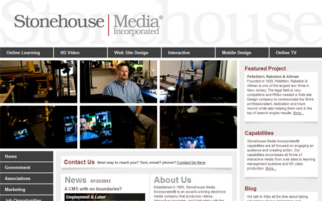 Stonehouse Media Incorporated