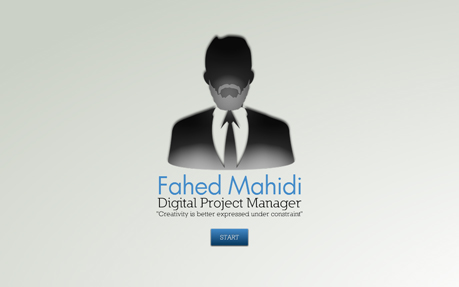Fahed Mahidi - Digital Project Manager