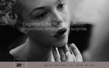 20one - Onepage Responsive Multi Purpose Theme