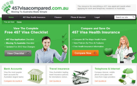 457 Visa Compared