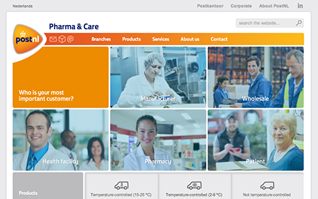 PostNL Pharma & Care