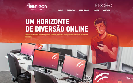 Onrizon Social Games