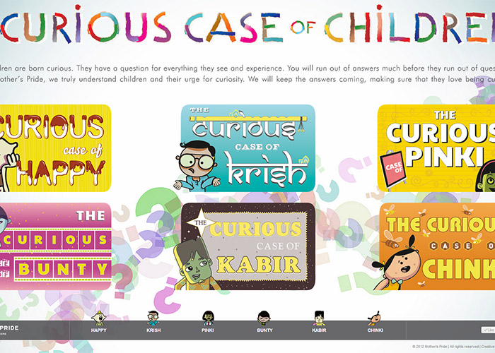 The Curious Case of Children