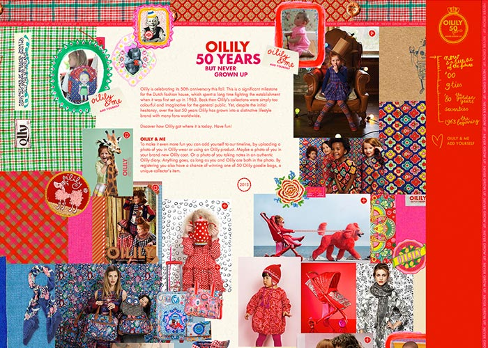 Oilily 50 years