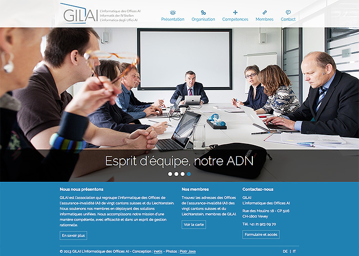 GILAI L'informatique des Offices AI
