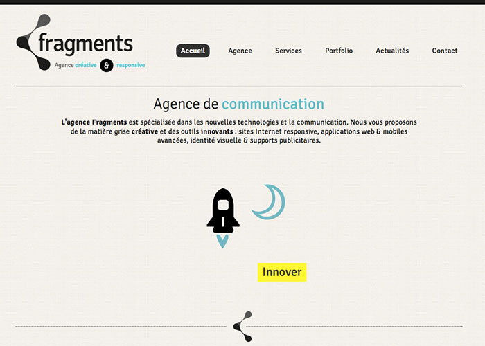 Agence Fragments