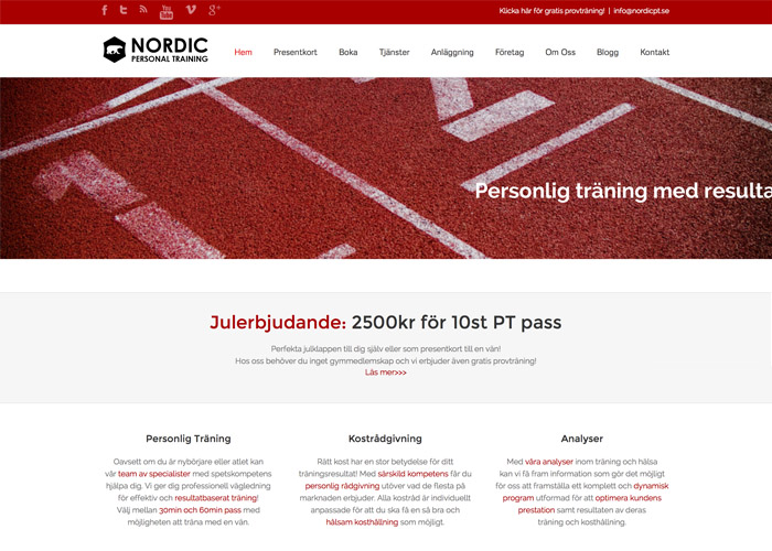 Nordic Personal Training