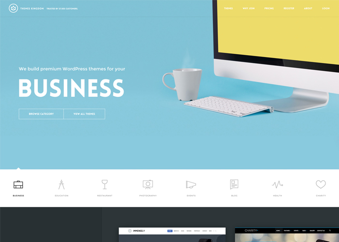 Themes Kingdom - Premium WordPress Themes