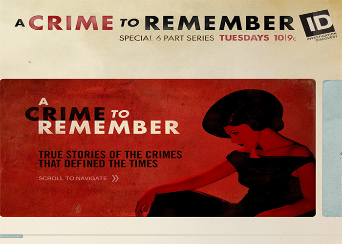 Investigation Discovery's A Crime to Remember