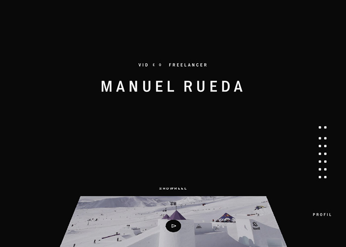 Manuel Rueda – Video Freelancer