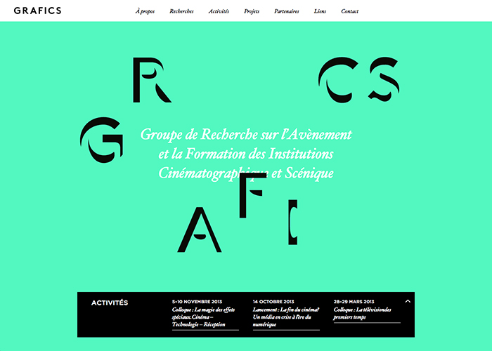 GRAFICS / Research Center