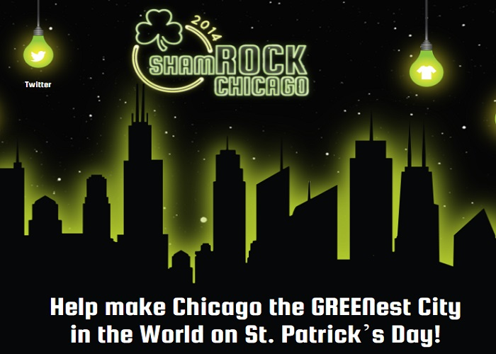 Shamrock Chicago 2014