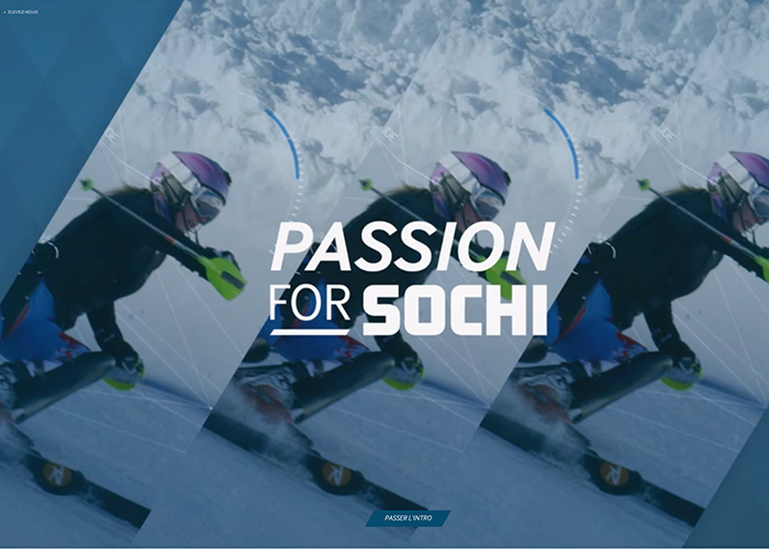 Passion For Sochi