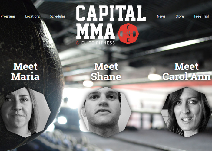 Capital MMA & Elite Fitness