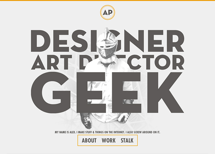 The Geek Designer
