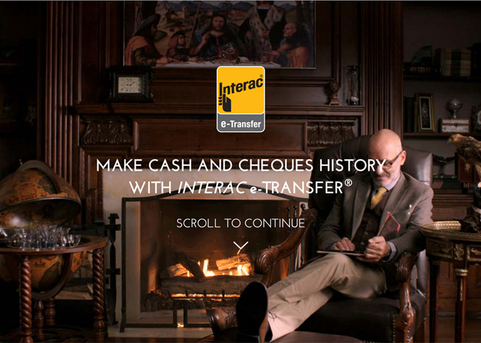Make Cash & Cheques History