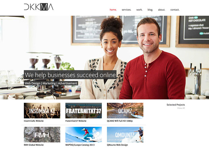 DKKMA Full Service Agency