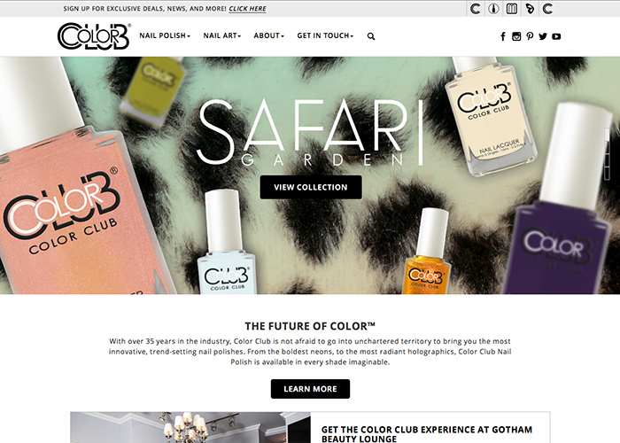 Color Club Distributor