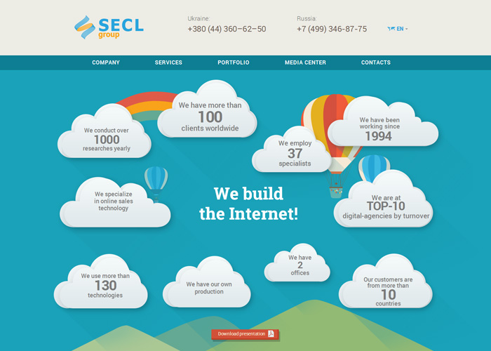 SECL GROUP / Internet Sales Technologies