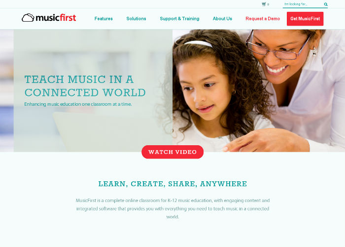 MusicFirst Global / US Website