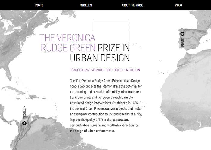 GSD Green Prize in Urban Design