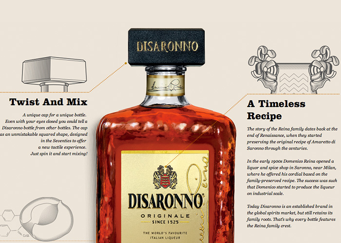Disaronno - The Mixing Star LAB 2014